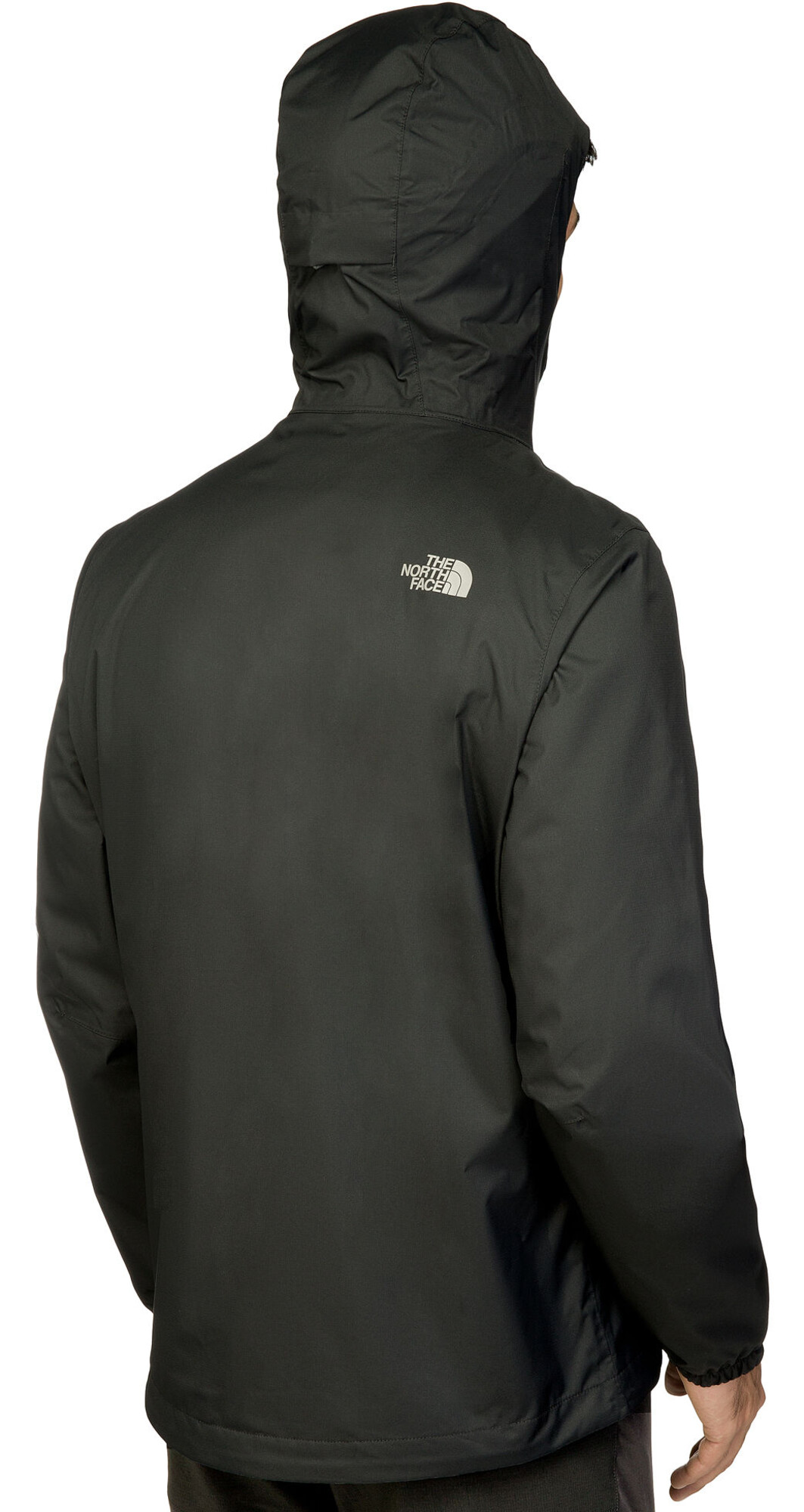 c3d760e8293e The North Face Quest - Veste imperméable homme - noir sur CAMPZ !